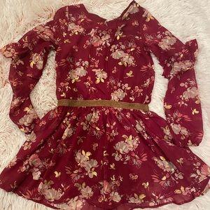 Epic threads girls dress floral patterned